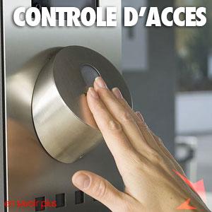 Controle d'accès